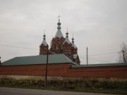 Богородицко-Тихоновский Тюнинский женский монастырь. Собор Вознесения Господня - Тюнино - Задонский район - Липецкая область
