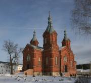 Тюнино. Богородицко-Тихоновский Тюнинский женский монастырь. Собор Вознесения Господня