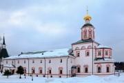 Валдай. Иверский монастырь. Собор Богоявления Господня