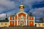 Иверский монастырь. Церковь Филиппа, митрополита Московского - Валдай - Валдайский район - Новгородская область