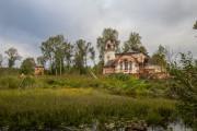 Новгородская область, Любытинский район, Рёконьская пустынь, Рёконьская пустынь. Церковь Покрова Пресвятой Богородицы