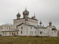 Великий Новгород. Деревяницкий монастырь. Собор Воскресения Христова