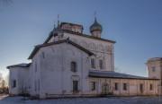 Деревяницкий монастырь. Собор Воскресения Христова - Великий Новгород - г. Великий Новгород - Новгородская область