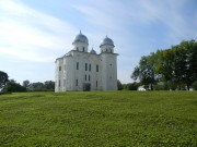 Юрьев. Юрьев мужской монастырь. Собор Георгия Победоносца