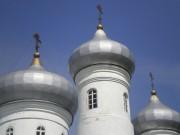 Юрьев мужской монастырь. Собор Спаса Нерукотворного Образа - Юрьев - г. Великий Новгород - Новгородская область