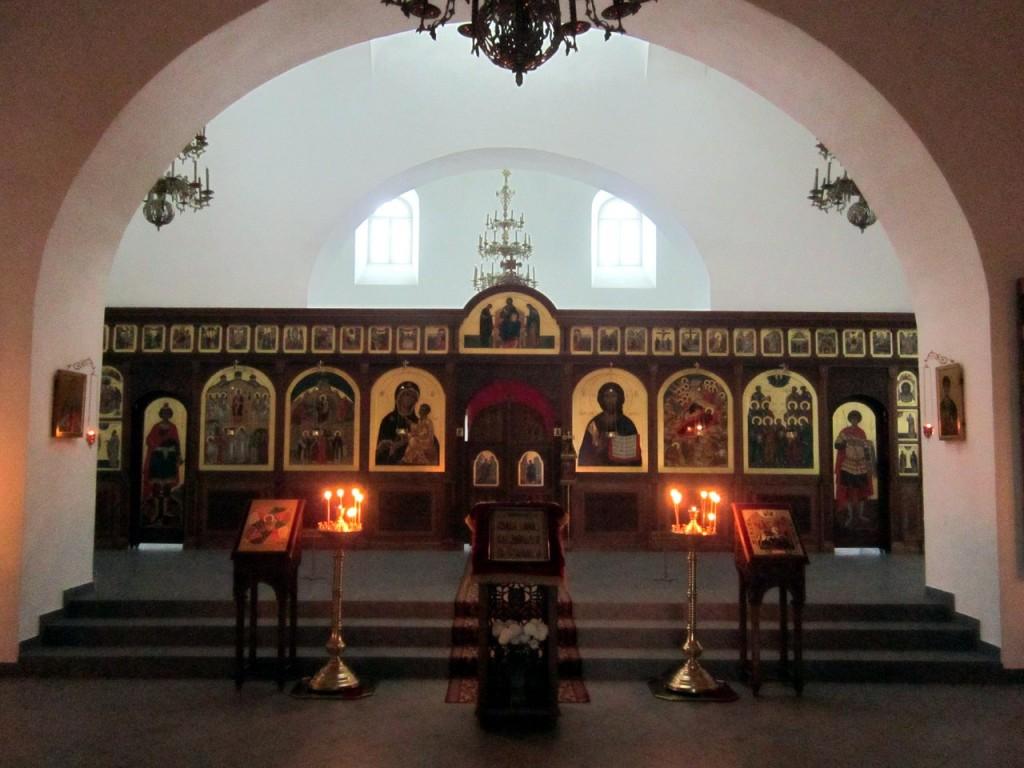Юрьев мужской монастырь. Собор Спаса Нерукотворного Образа, Юрьев