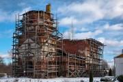 Косино. Никольский Косинский монастырь. Церковь Варлаама Хутынского