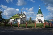 Покровский монастырь - Балахна - Балахнинский район - Нижегородская область