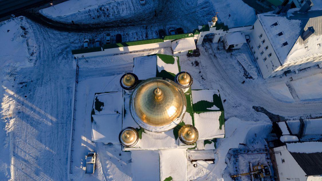 Благовещенский монастырь. Церковь Алексия, митрополита Московского, Нижний Новгород