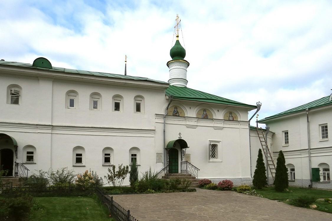 Печёрский Вознесенский монастырь. Церковь Петра и Павла, Нижний Новгород