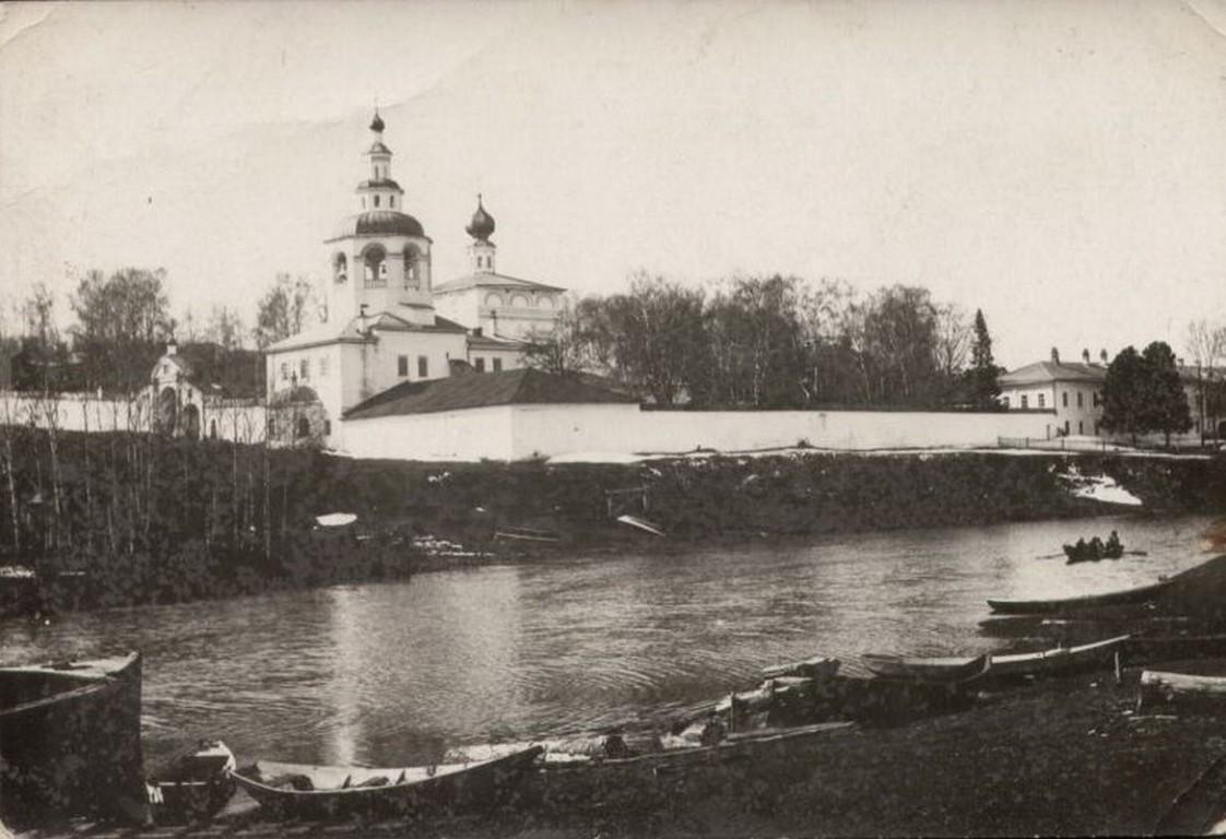 Вознесенский Троицкий монастырь. Церковь Михаила Малеина, Соликамск