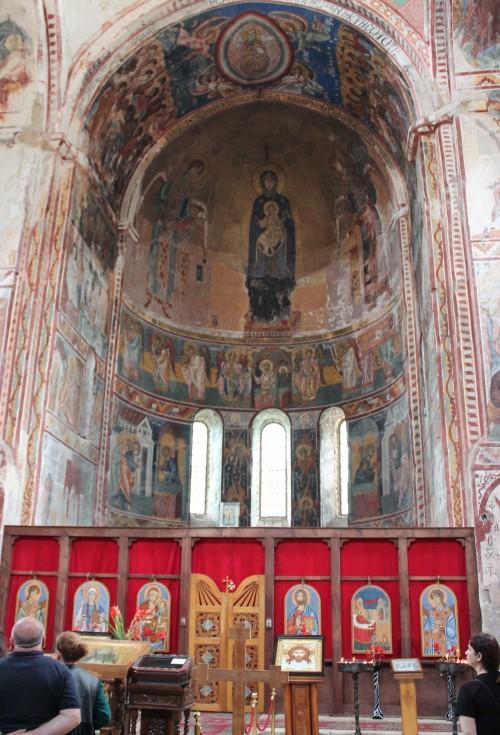Гелатский Рождество-Богородицкий монастырь. Собор Рождества Пресвятой Богородицы, Гелати