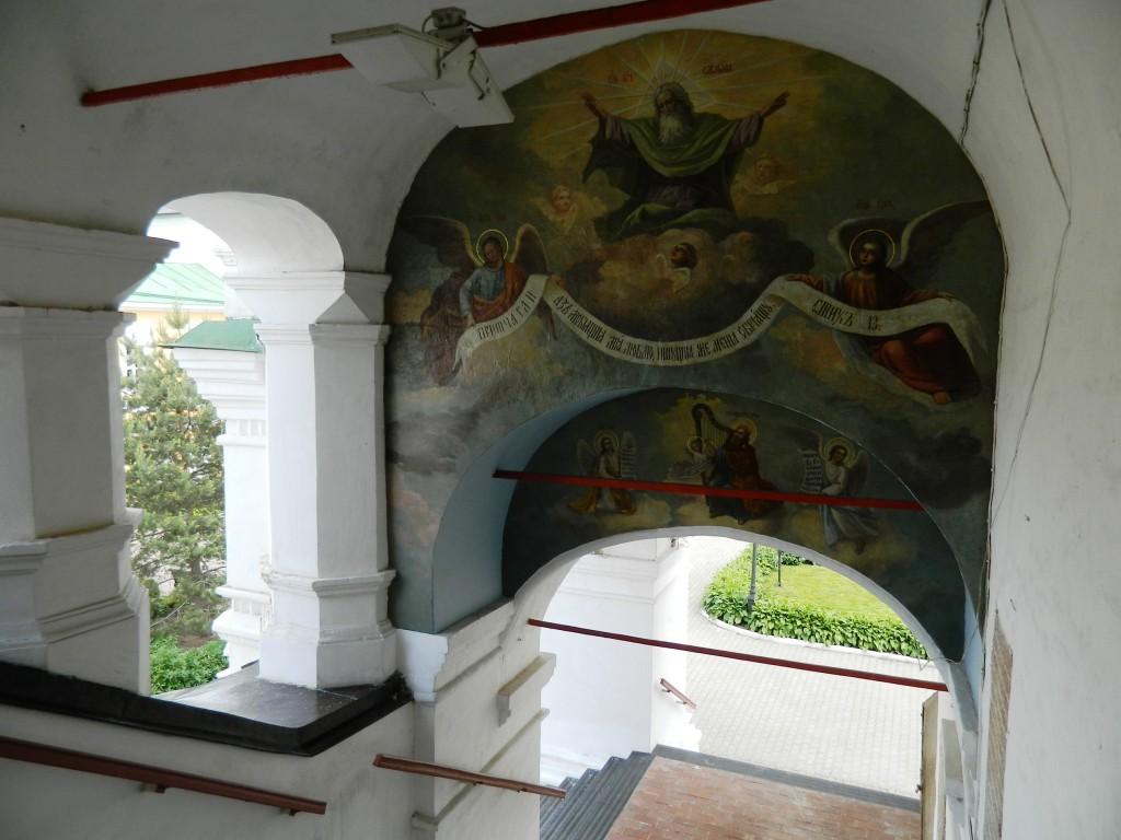 Николо-Перервинский монастырь. Собор Николая Чудотворца, Москва