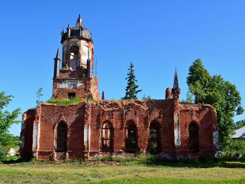 Церковь Троицы Живоначальной, Андрианово