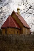 Церковь Покрова Пресвятой Богородицы - Пельгорское - Тосненский район - Ленинградская область