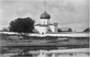 Мирожский монастырь. Собор Спаса Преображения - Псков - г. Псков - Псковская область