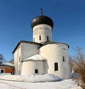 Псковская область, г. Псков, Псков, Снетогорский женский монастырь. Собор Рождества Пресвятой Богородицы