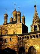 Церковь Успения Пресвятой Богородицы (Петра и Павла) в Крутицах - Москва - Центральный административный округ (ЦАО) - г. Москва