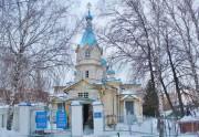 Церковь Воздвижения Креста Господня в Нижегородке - Уфа - г. Уфа - Республика Башкортостан