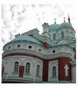 Валаамские острова. Спасо-Преображенский Валаамский монастырь. Главная усадьба. Собор Спаса Преображения