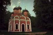 Пощупово. Иоанно-Богословский монастырь. Часовня Иоанна Богослова