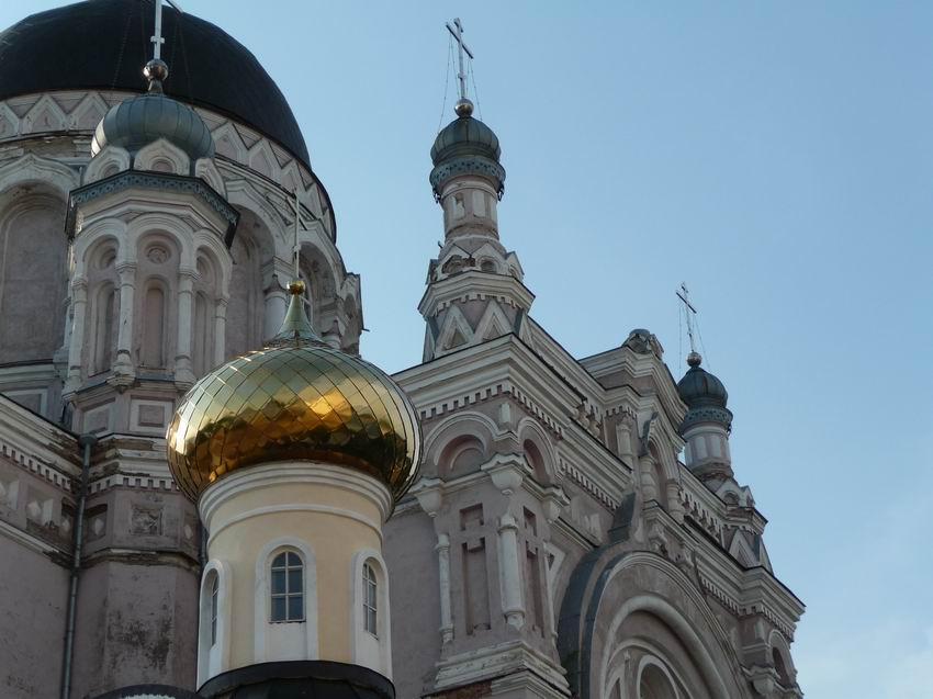 Казанский монастырь. Собор Казанской иконы Божией Матери, Вышний Волочёк