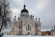 Вышний Волочёк. Казанский монастырь. Собор Казанской иконы Божией Матери