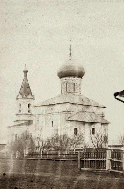 Вознесенский Оршин женский монастырь. Собор Вознесения Господня, Орша