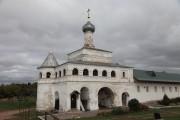 Кашин. Николаевский Клобуков монастырь. Церковь Покрова Пресвятой Богородицы