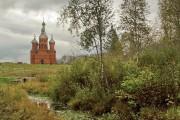 Ольгинский монастырь - Волговерховье - Осташковский район - Тверская область