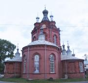 Осташков. Знаменский женский монастырь. Собор Вознесения Господня