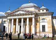 Борисоглебский монастырь. Собор Бориса и Глеба - Торжок - Торжокский район - Тверская область