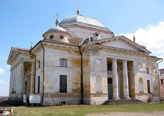 Борисоглебский монастырь. Собор Бориса и Глеба, Торжок