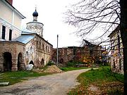 Борисоглебский монастырь. Церковь Входа Господня в Иерусалим - Торжок - Торжокский район - Тверская область