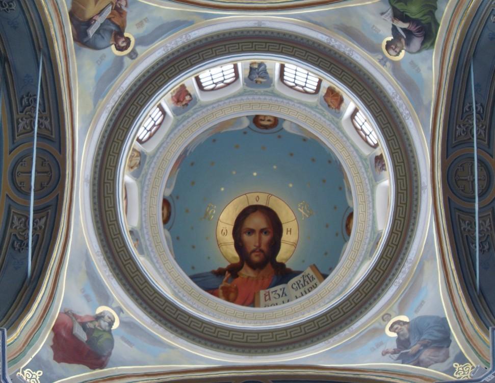 Старицкий Успенский мужской монастырь. Собор Троицы Живоначальной, Старица