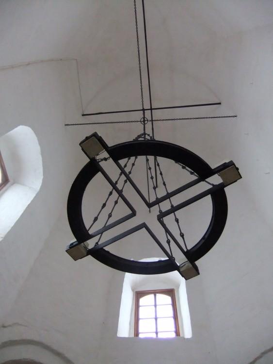 Старицкий Успенский мужской монастырь. Церковь Иоанна Богослова, Старица