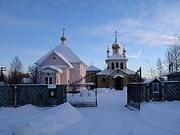 Церковь Покрова Пресвятой Богородицы - Красный Бор - Тосненский район - Ленинградская область