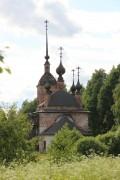 Зубарёво. Николая Чудотворца, церковь