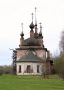 Церковь Николая Чудотворца - Зубарёво - Борисоглебский район - Ярославская область