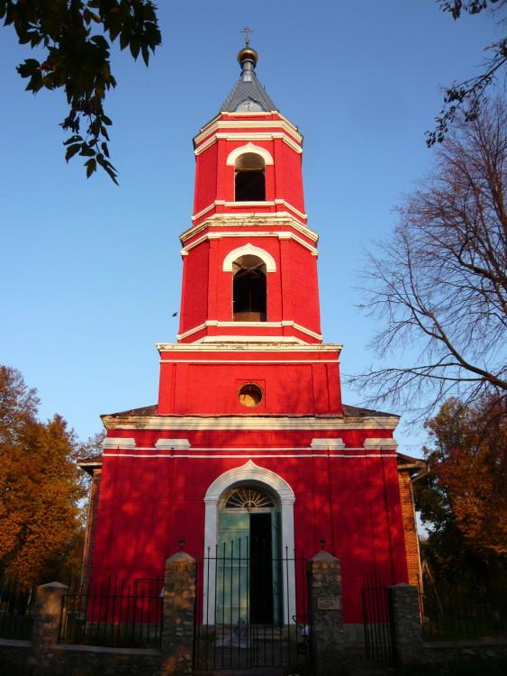Церковь Покрова Пресвятой Богородицы, Ясенок