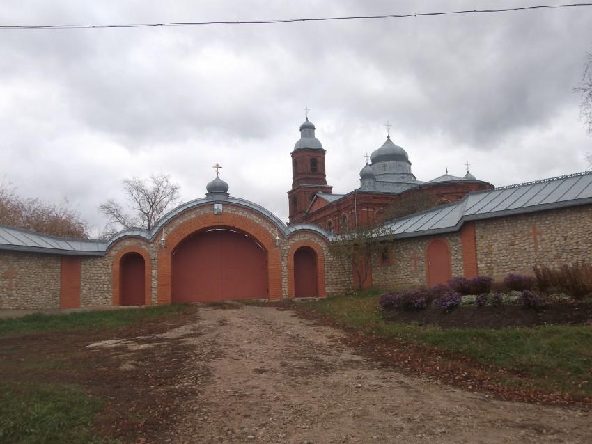 Церковь Вознесения Господня, Князево