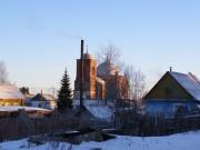 Церковь Рождества Христова - Угловка - Окуловский район - Новгородская область