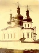 Тюмень. Троицкий монастырь. Собор Троицы Живоначальной