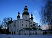 Чернигов. Успенский Елецкий женский монастырь. Собор Успения Пресвятой Богородицы