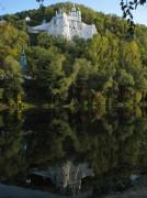 Успенская Святогорская лавра. Церковь Николая Чудотворца - Святогорск - Славянский район - Украина, Донецкая область