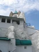 Святогорск. Успенская Святогорская лавра. Часовня Андрея Первозванного
