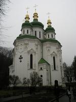 Выдубицкий монастырь. Собор Георгия Победоносца - Киев - г. Киев - Украина, Киевская область