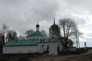 Введенский женский монастырь - Владимирец - Островский район - Псковская область