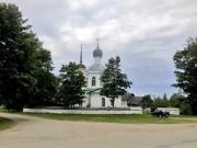Церковь Троицы Живоначальной - Залесье - Печорский район - Псковская область