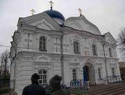 Собор Воздвижения Креста Господня - Могилёв - Могилёвский район - Беларусь, Могилёвская область